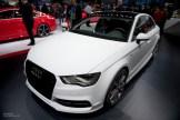 2015 NAIAS Audi A3 Front