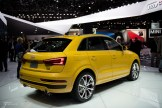 2015 NAIAS Audi Q3 Rear