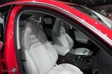 2015 NAIAS Audi S6 Seats
