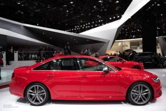 2015 NAIAS Audi S6