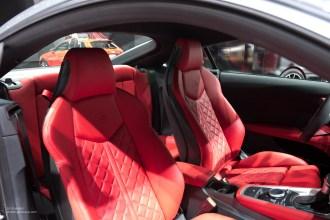2015 NAIAS Audi TTS Seats
