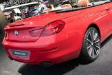 2015 NAIAS BMW 650i Convertible Rear
