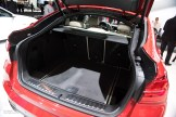 2015 NAIAS BMW X4 Trunk