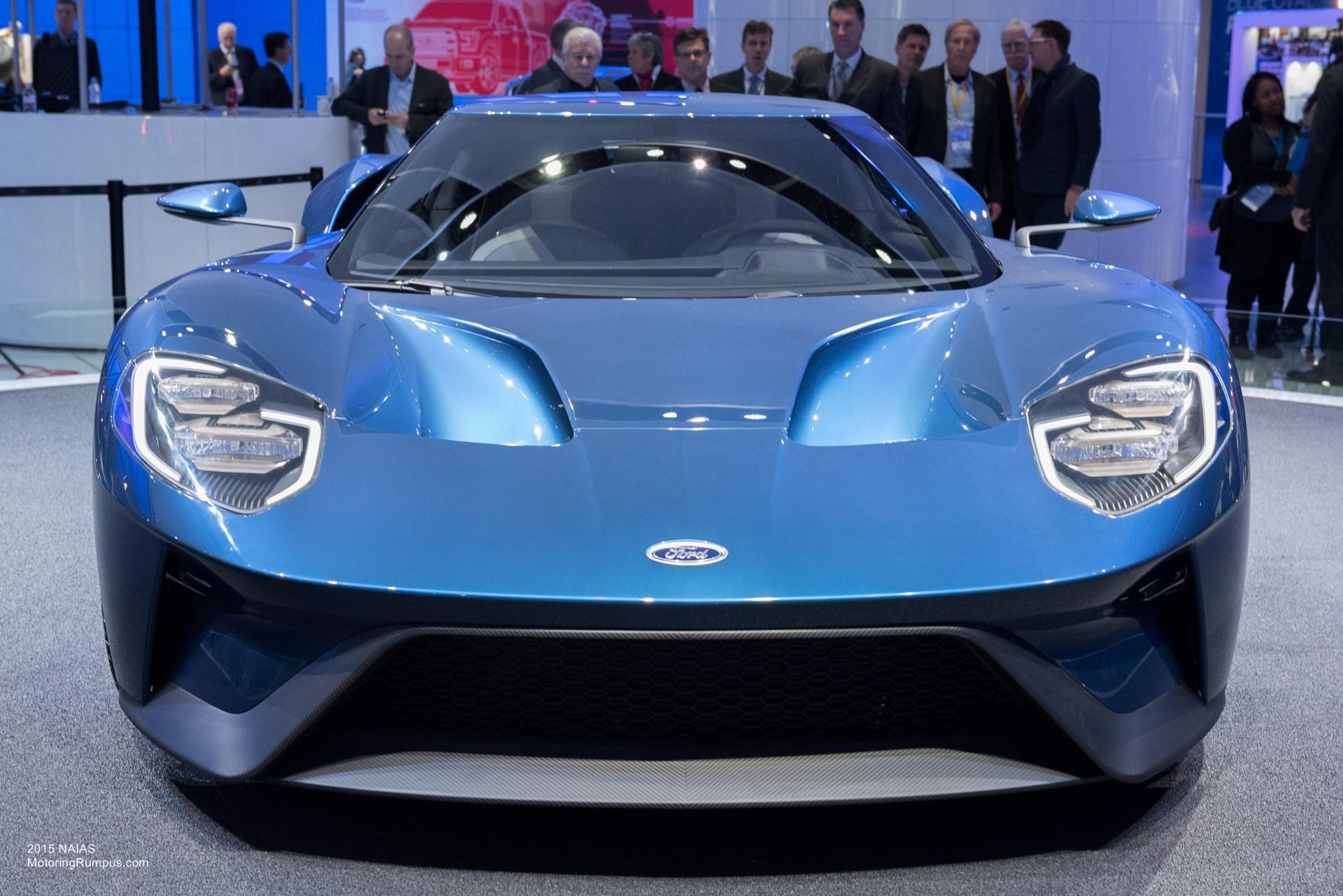 NAIAS 2015: Ford - Motoring Rumpus