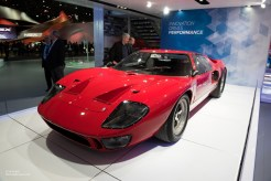 2015 NAIAS Ford GT40