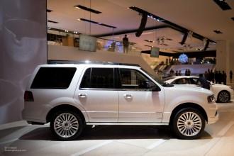 2015 NAIAS Lincoln Navigator