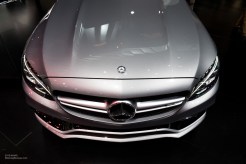 2015 NAIAS Mercedes-AMG C63 S Front End