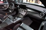 2015 NAIAS Mercedes-AMG C63 S Interior