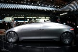 2015 NAIAS Mercedes-Benz F 015 Side