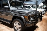 2015 NAIAS Mercedes-Benz G550