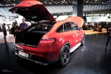 2015 NAIAS Mercedes GLE 450 AMG Coupe