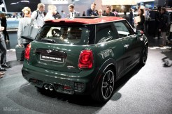 2015 NAIAS Mini John Cooper Works Rear