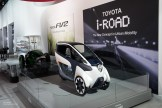 2015 NAIAS Toyota i-Road