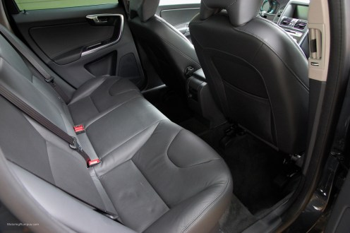 2015 Volvo XC60 Rear Legroom