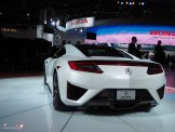 2016 NAIAS Acura NSX Rear