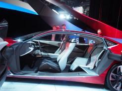 2016 NAIAS Acura Precision Concept Interior