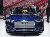 2016 NAIAS Audi A4 Front
