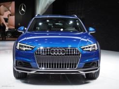 2016 NAIAS Audi A4 allroad Front