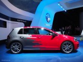 2016 NAIAS VW Golf R Touch Side
