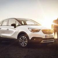 Crossland X reforça gama de Crossover da Opel