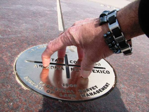 Four Corners Monument Andres O'Neill photo 2