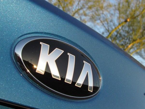 3. Kia (8,664 unidades)
