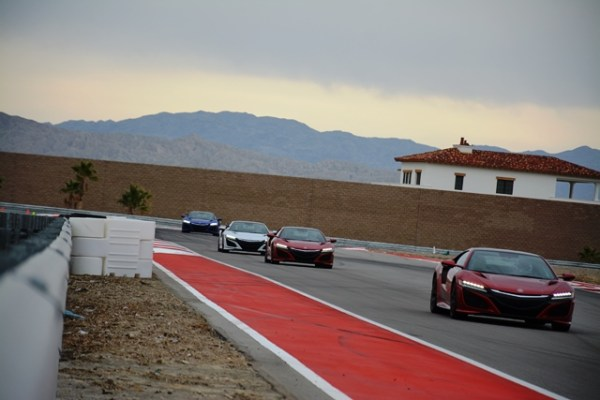 2017 Acura NSX Andres O'Neill photo 10