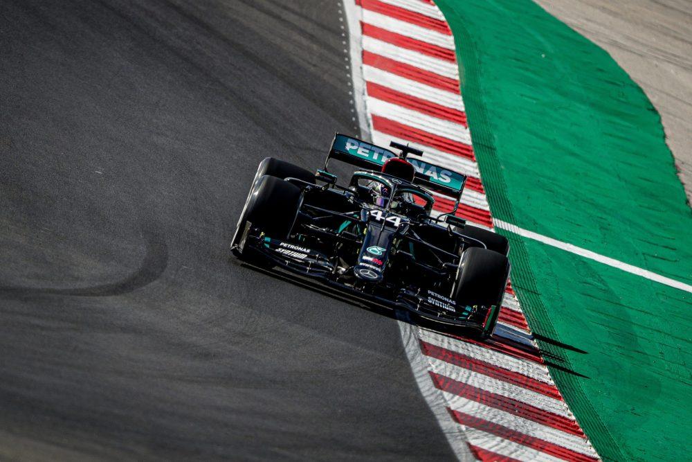 Diretta F1 Gp Portogallo 2020 Live Qualifiche Di Oggi Pole Di Hamilton Seguono Bottas E