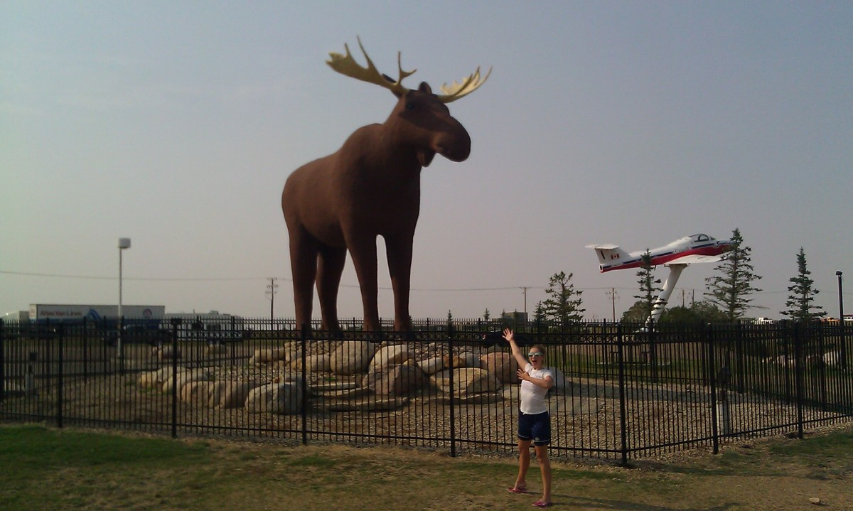 Moose Jaw, Adventure-a-Day #1