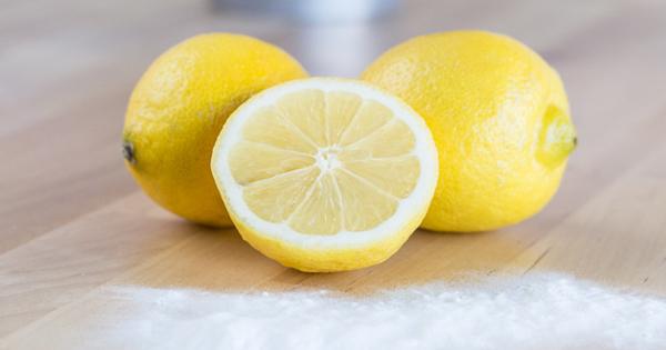 Sok z cytryny z sodą oczyszczoną ratuje życie 1000 osobom rocznie.