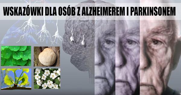 4 potężne zioła regenerujące mózg - wskazówki dla osób z alzheimerem i parkinsonem