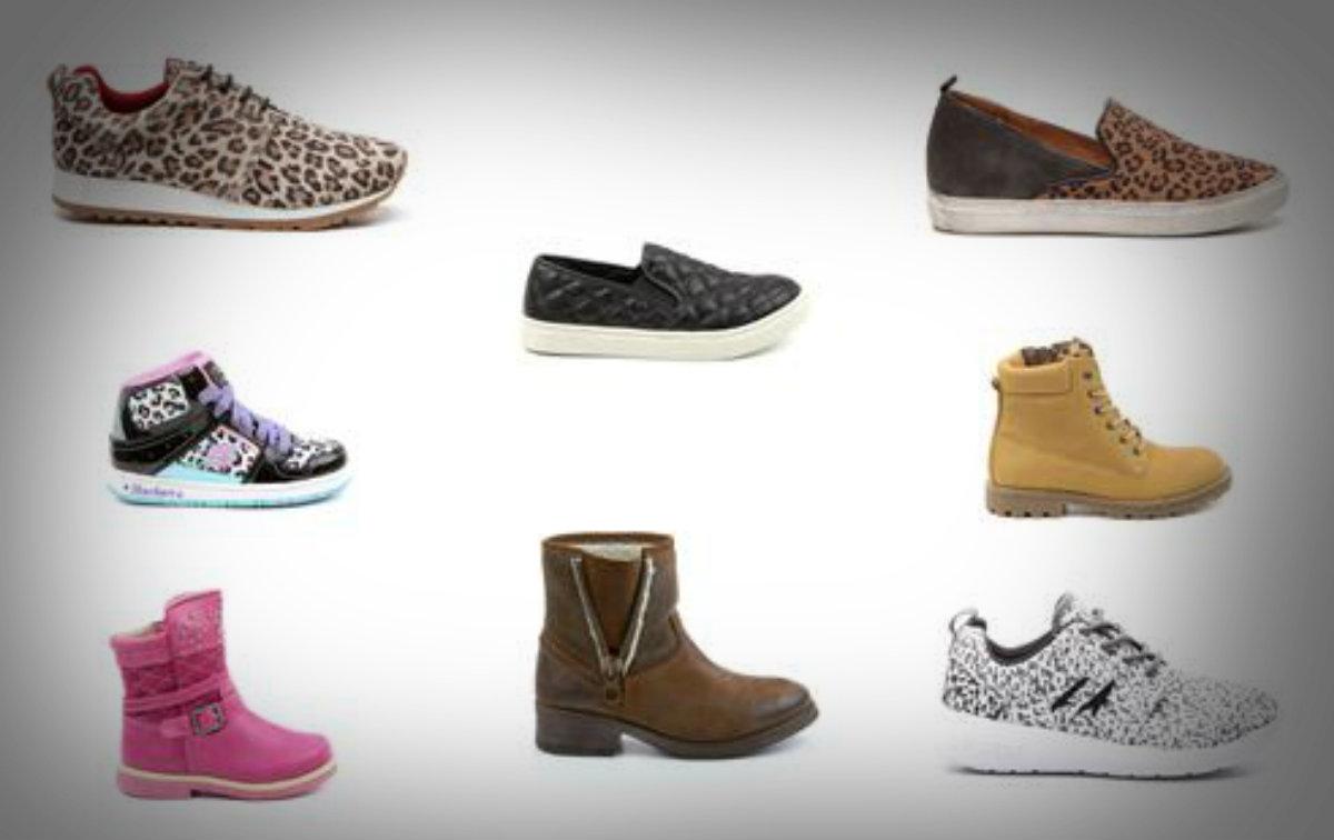 Hippe schoenen