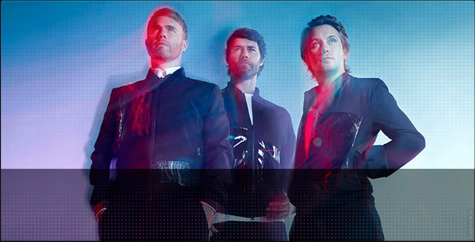 Concert Tip: Take That in Ziggo Dome!