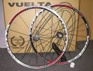 Vuelta Zerolite- Best mountain bike wheelset