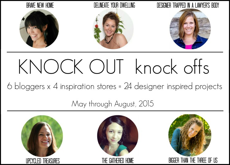 Knock Out Knock Offs 2015 diy projects inspired by stores
