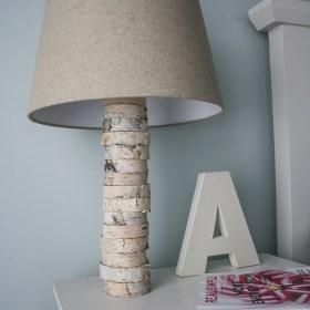 diy-stacked-wood-lamp