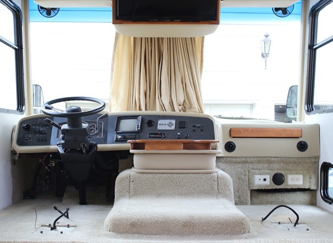 How to Remove the Captain Chair from your RV