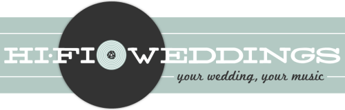 Hi Fi Weddings Logo