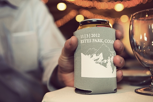 Estes Park Beer coozies