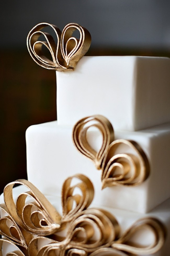 quilled-wedding-cake