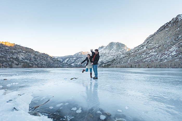 June Lake Engagement | Bergreen Photography