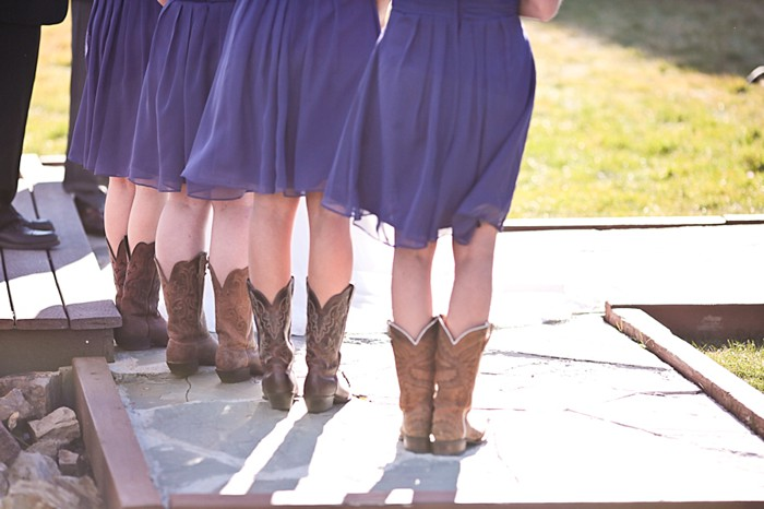 7-Devils-Thumb-Ranch-wedding-Becky-Young Photography-bridesmaid-boots