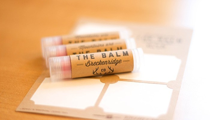 DIY Lip Balm Wedding Favors by Handcrafted Honey Bee