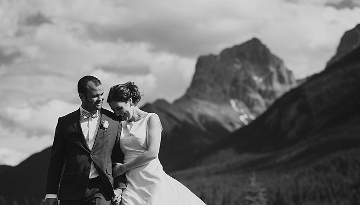 Darling Mountain Wedding in the Canadian Rockies