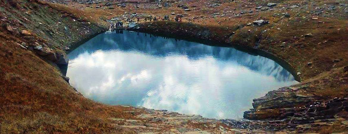 Bhrigu Lake and Trekking in Manali, Beas Kund Trek