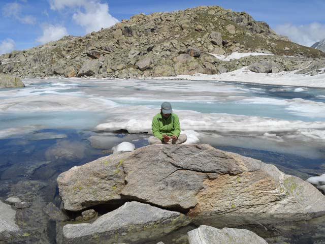 Bhrigu Lake and Trekking in Manali, Seri Chandertal Trek