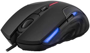 Sentey Nebulus GS-3511 Elite Gamer Series Mouse Review