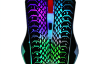 RAJFOO XS Optical Wired Gaming Mouse Review