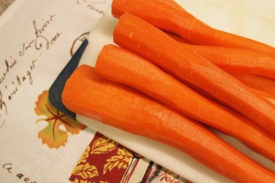 Carrot Cream Sauce