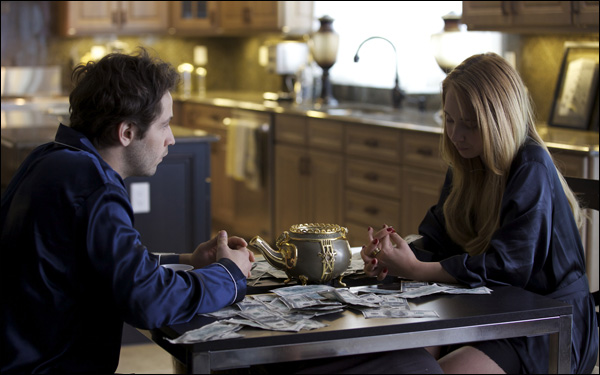 """Michael Angarano and Juno Temple in Ramaa Mosley's """"The Brass Teapot"""""""
